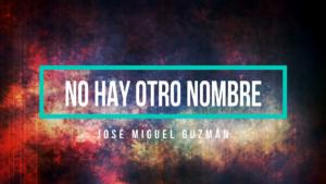 NO HAY OTRO NOMBRE – Tabernáculo Bara' Live